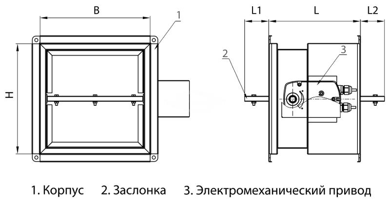 Klapan_UVS_protivopojarniy_konstruktsiya