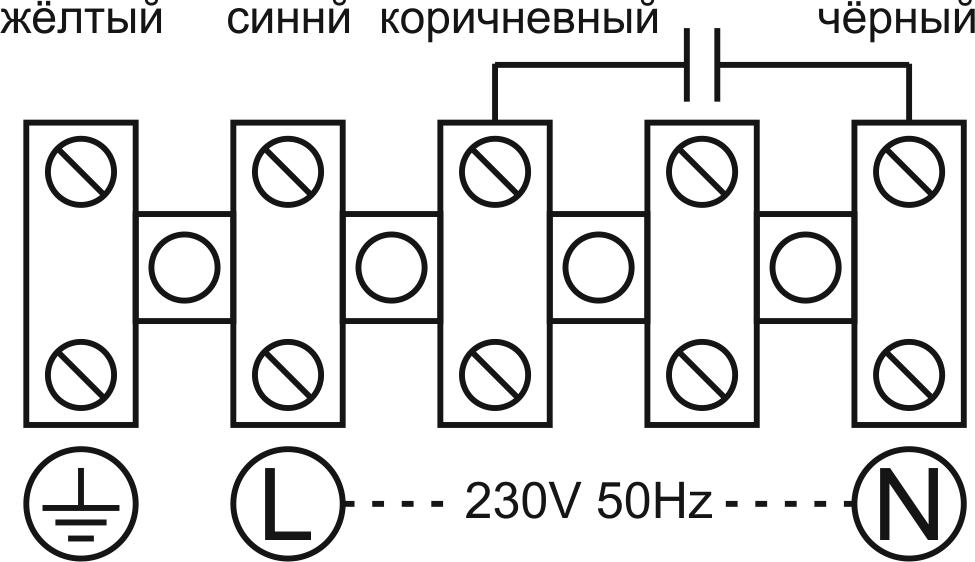 Ventilyatori_Osevie_YWF_AIRSC_220V_elektricheskaya_shema