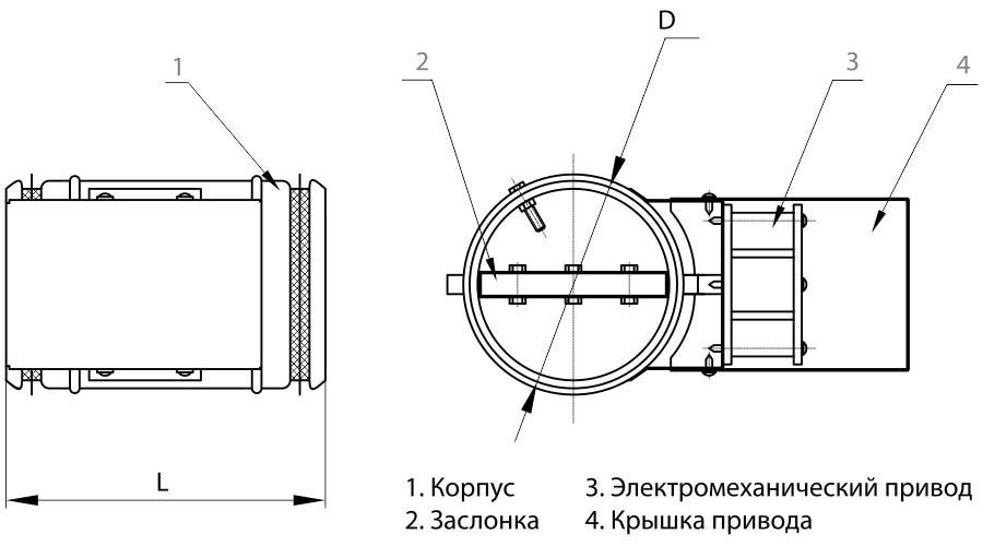 Klapan_UVA_krugliy_protivopojarniy_konstruktsiya