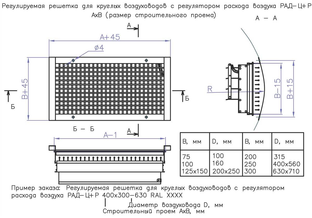 ventilyatsionnaya_reshetka_kruglih_vozuhovodov_RAD_TSR_shema
