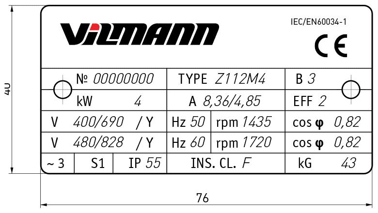 Vilmann_Z_90L_2_oboznachenie