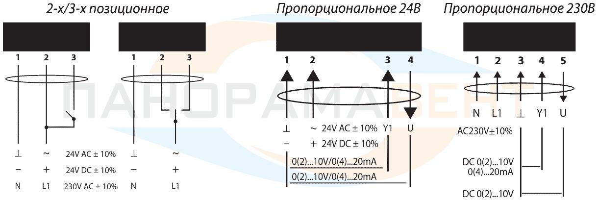 elektricheskaya_shema_podklyucheniya_vozdushnogo_privoda