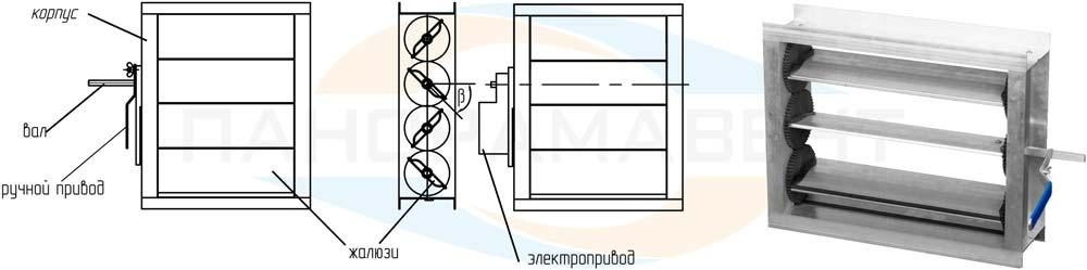 konstruktsiya_vozdushnogo_klapana_avk