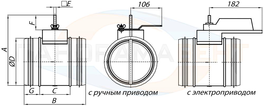 konstruktsiya_vozdushnogo_klapana_KVK